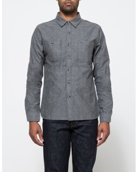 Rogue Territory Utility Work Shirt Flannel