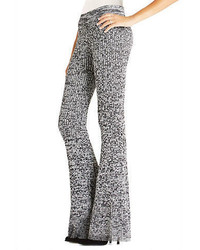 BCBGeneration Knit Flared Pants