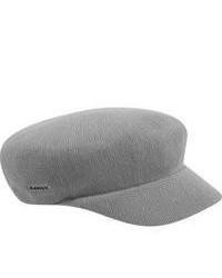 Kangol Bamboo Mau Cap Grey Hats