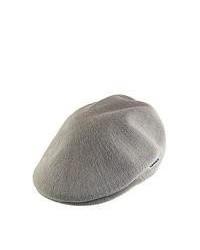 Kangol hats kangol bamboo 507 flat cap grey medium 62778