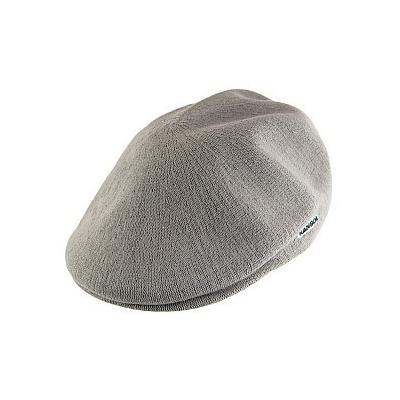 ... Kangol Hats Kangol Bamboo 507 Flat Cap Grey 3d7b67db9213