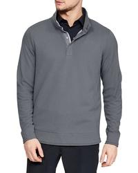 Under Armour Storm Sweaterfleece Snap Mock Neck Pullover
