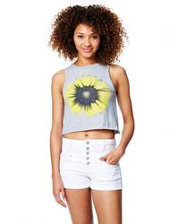Delia s sunflower crop tank medium 122843