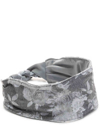 adidas Freestyle Floral Headband  Grey