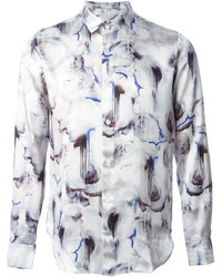 Iceberg Floral Print Shirt