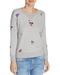 Soft Joie Rikke B Embellished Sweatshirt