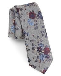 1901 Chalmers Floral Tie