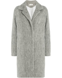Vanessa Bruno Ath Coat With Wool Mohair And Alpaca