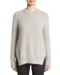 Angora blend sweater medium 4990273