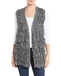 Dex Fringe Sweater Vest