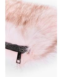 ... Boohoo Mia Faux Fur Cross Body Bag ec68cc781ba65