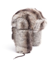 Tommy Hilfiger Final Sale  Fur Trapper Hat