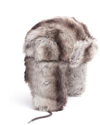 Tommy Hilfiger Final Sale  Fur Trapper Hat