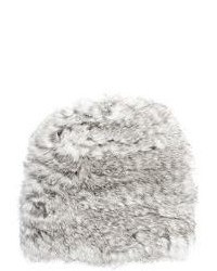 Hat Attack Fur Slouchy Hat