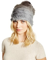 Jocelyn Ombr Rabbit Fur Hat