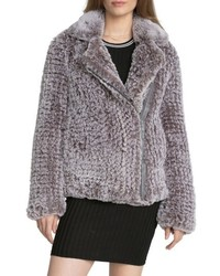 Faux fur jacket medium 6458555