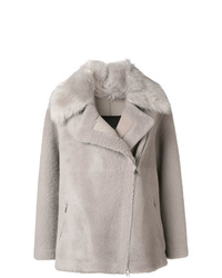 Blancha Oversized Coat