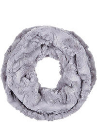 River Island Grey Faux Fur Snood