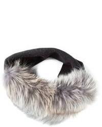 Lanvin fur scarf medium 101428