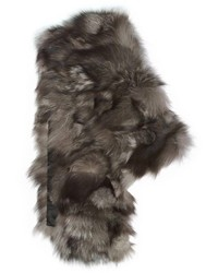 Michael Kors Michl Kors Shredded Fox Fur Scarf