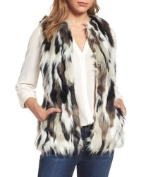 Faux fur vest medium 4950378