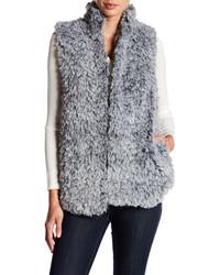 Susina Faux Fur Vest