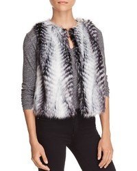 Ramona faux fur vest medium 6834176