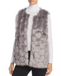 Sioni faux fur vest medium 6834177