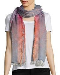 Geometry cotton scarf medium 1197800