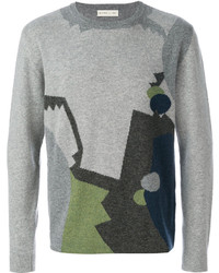 Etro Geometric Knit Sweater