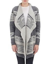 Barneys New York Open Cardigan