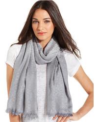 Ck logo wrap scarf in one medium 117311