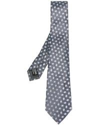 Giorgio Armani Geometric Pattern Tie