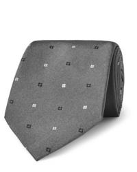 Turnbull & Asser 8cm Silk Jacquard Tie