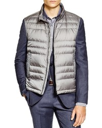 Hugo Boss Boss Davio1 Down Vest 100% Bloomingdales