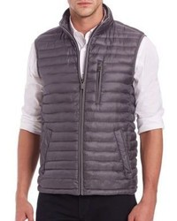 Collection thermoluxe puffer vest medium 403807