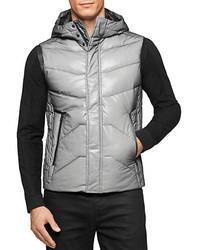 Calvin Klein Hooded Puffer Vest
