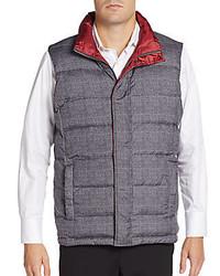 Saks Fifth Avenue Reversible Puffer Vest