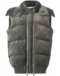Stella McCartney Velvet Gilet