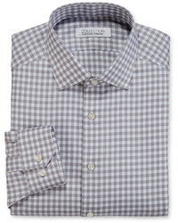 Collection Collection By Michl Strahan Cotton Stretch Dress Shirt Big