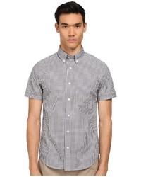 Jack Spade Maddox Gingham Shirt Short Sleeve Button Up