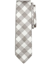 Brooks Brothers Large Gingham Tie