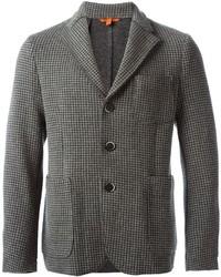Checked blazer jacket medium 142629