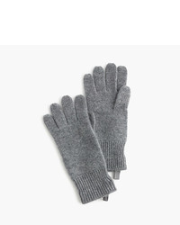 Grey Gloves
