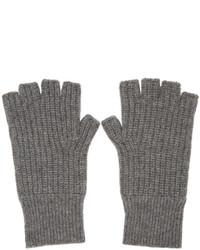 rag & bone Grey Cashmere Kaden Gloves