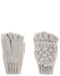 Monsoon Cross Stitch Gem Capped Gloves