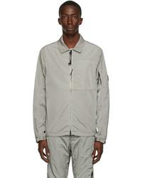 C.P. Company Grey Chrome R Overshirt Jacket