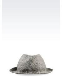 Giorgio Armani Narrow Brimmed Cellulose Hat
