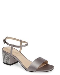 Pelle Moda Alicia Block Heel Sandal