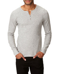 Forever 21 Basic Thermal Henley